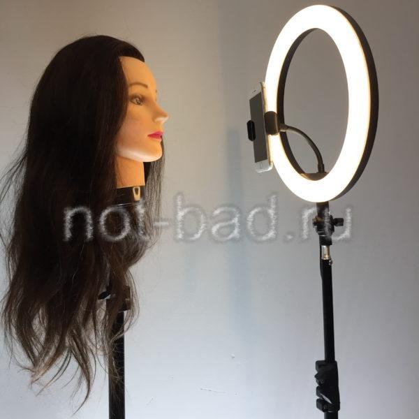 Кольцевая лампа светодиодная 33 см