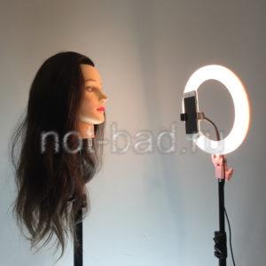 Светодиодная кольцевая лампа 26см